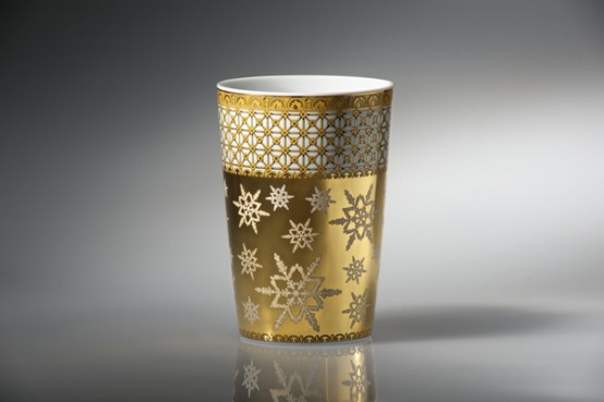 Design Inspiration Pictures: Christmas Ornaments and Tableware by .