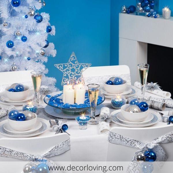 13 Fantastic DIY Christmas Table Decor Ideas For Christmas Home .