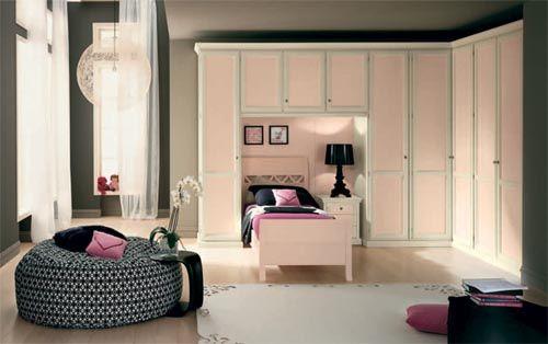 30 Dream Interior Design Ideas for Teenage Girl's Rooms | Girls .
