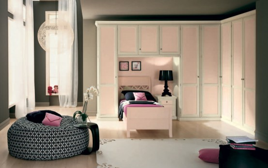 10 Classic Girls Room Design Ideas with Modern Touches - DigsDi