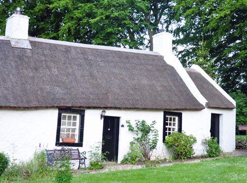 Heroine's House of Discovery   Irlande, Voya