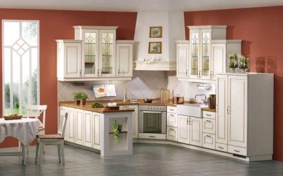 Classic Kitchen Design from Gorenje | Innenarchitektur küche .