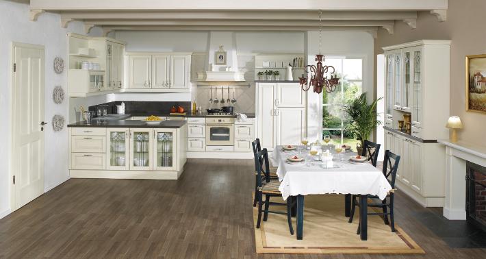 Gorenje Interior Design - Omnia oak vanilla patinat