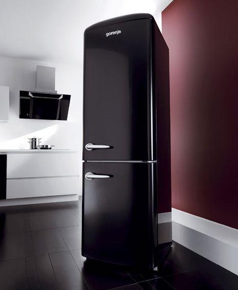 gorenje-oldtimer-classic-fridge-freezer.jpg | Retro refrigerator .