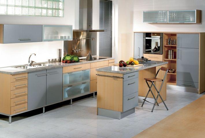 Kuhinje Gorenje | Modern kitchen design, Wooden kitchen, Kitchen .