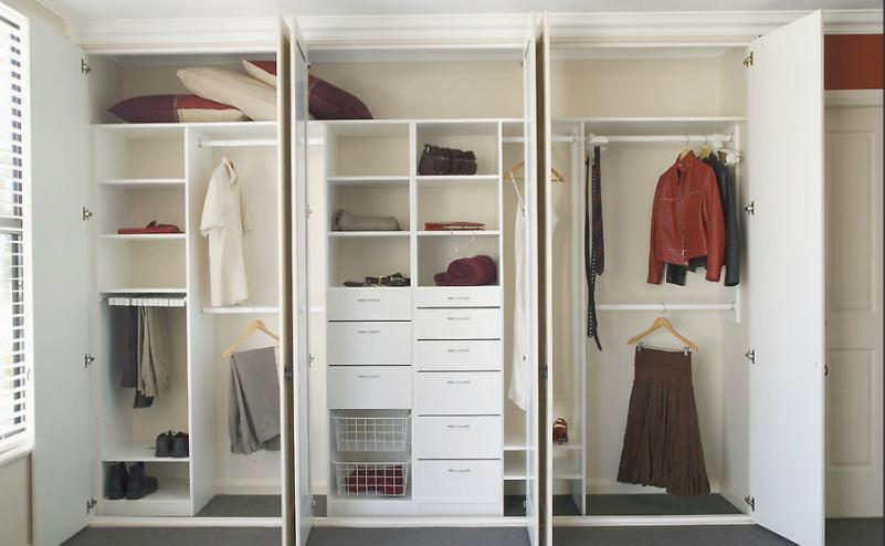 Clear Your Wardrobe and Consider These Clever Built-In Wardrobe .