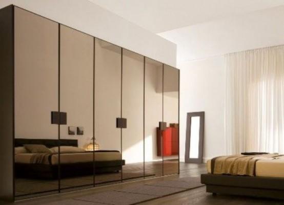 31 Clever Wardrobe Design Ideas - DigsDi