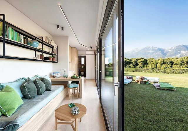 Cocoon Module Shipping Container Home | Container house, Modular .