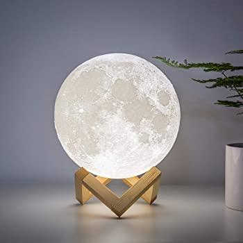 Amazon.com: Mydethun Moon Lamp Moon Light Night Light for Kids .