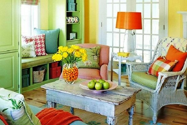 20 Creative Home Decor Color Schemes Inspired By The Color Wheel .