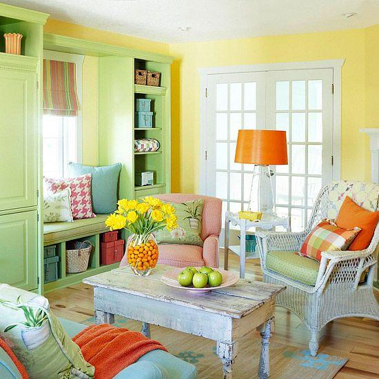 Living Room Design Ideas   Colourful living room, Fresh living .