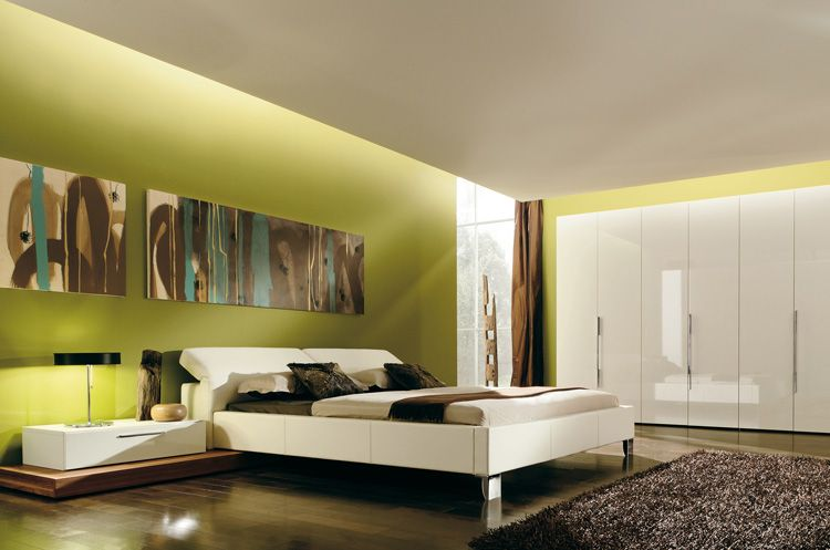 Colorful Bedroom Design Ideas by Huelsta | Minimalist bedroom .