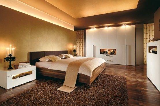 Colorful Bedroom Design Ideas by Huelsta | DigsDigs | Elegant .