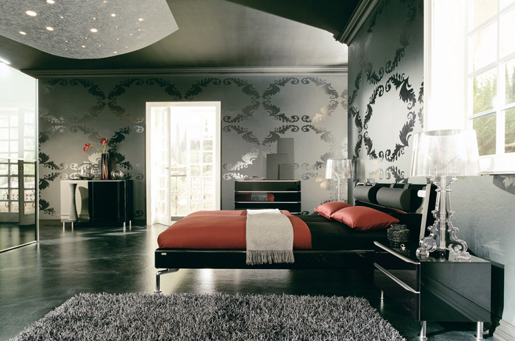 Colorful Bedroom Design Ideas by Huelsta - DigsDi