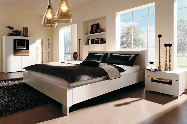 Warm Bedroom Decorating Ideas by Huelsta - DigsDi