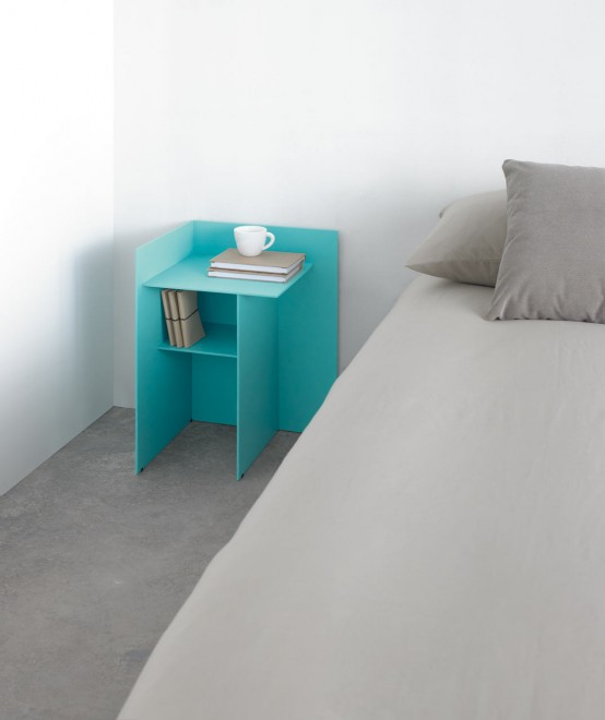 Colorful Judd Side Table With Different Variations - DigsDi