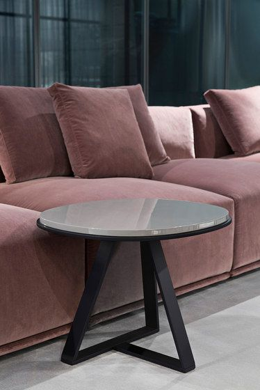 Judd Low tables by Meridiani   Side tables   Coffee table .