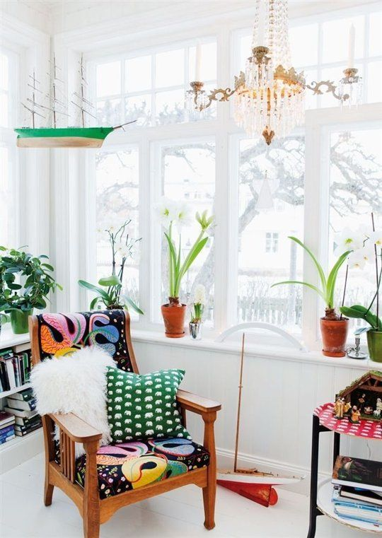 Look We Love: Colorful Minimalism   Home decor, Home, Dec