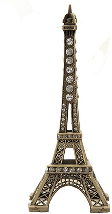 Amazon.com: 1 X 18cm Colorful Paris Souvenir Craft Eiffel Tower .