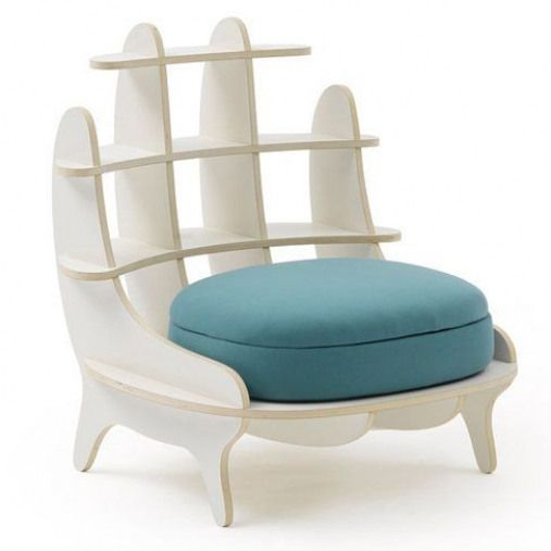 Campeggi | AD Magazine #furnituredesigns in 2020 | Comfy chai