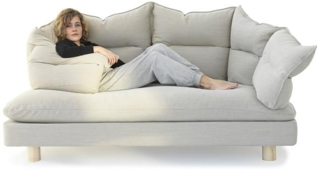The Most Comfortable Couch Ever! | Comfortable couch, Most .