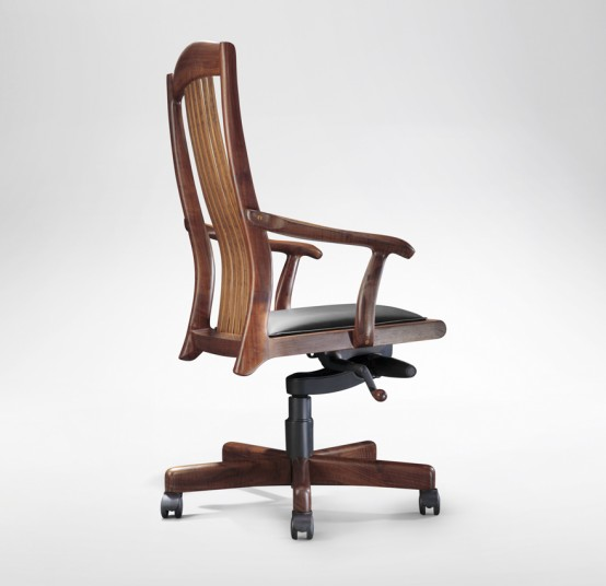 Comfy Niobara Chair Fit Like A Tailor-Made Suit - DigsDi