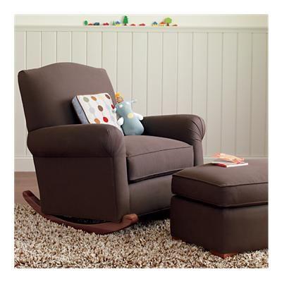 baby room. comfy chair that rocks | Rocking chair nursery .