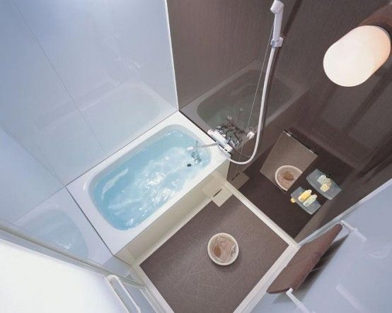 Compact and Small Bathroom Layouts from INAX | Japanese bathroom .