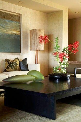 Hawaii Living Room Design   Hawaiian homes, Hawaiian decor .