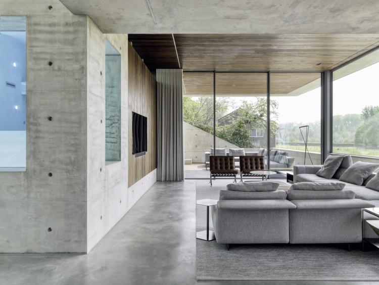 Villa 22º / Dreessen Willemse Architecten | ArchDai