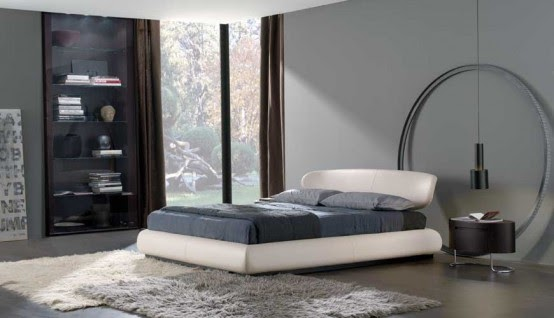 Modern Furniture: Contemporary Bedroom Layouts with MisuraEmme's Be