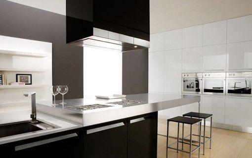 Modern Kitchen Interior   Modern kitchen interiors, Kitchen .