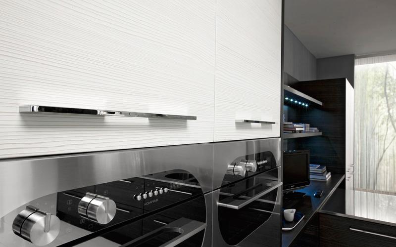 White Minimalist Kitchen Kitchen Ideas Modern Kitchen Ideal Home .