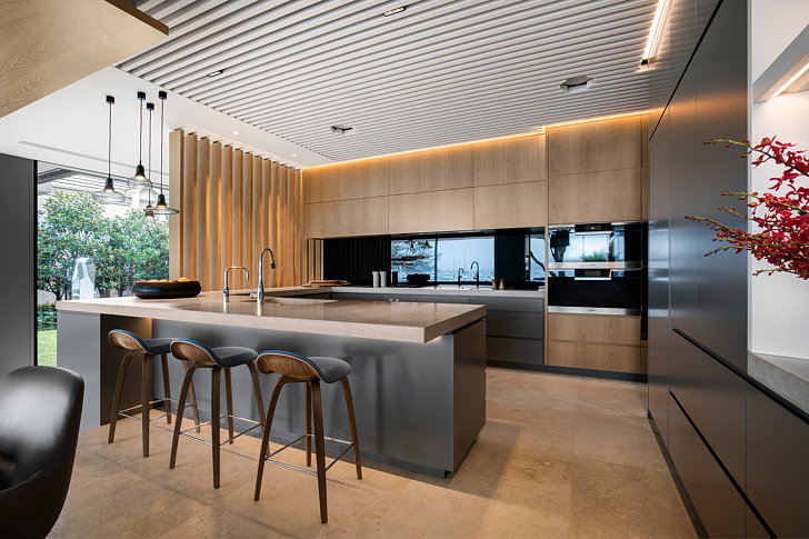 SAOTA Designs Youthful yet Sophisticated Contemporary Family .