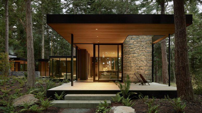 Contemporary Family Dwelling In Washington - DigsDi