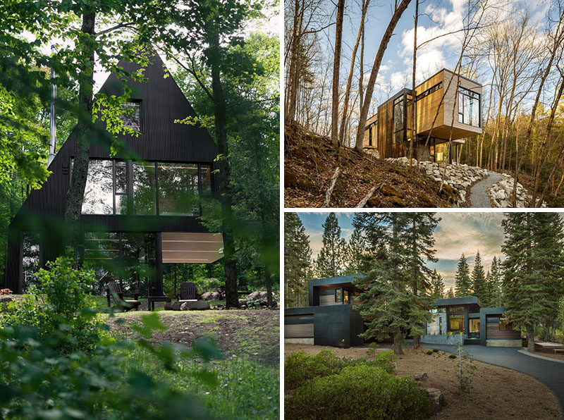 18 Modern Houses In The Fore