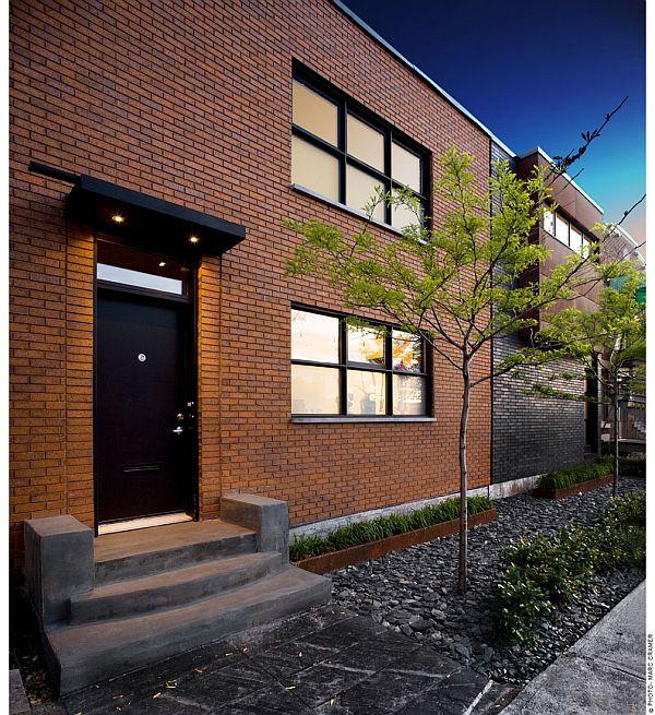 Former Industrial Building Becomes a Contemporary Home (U-Hous