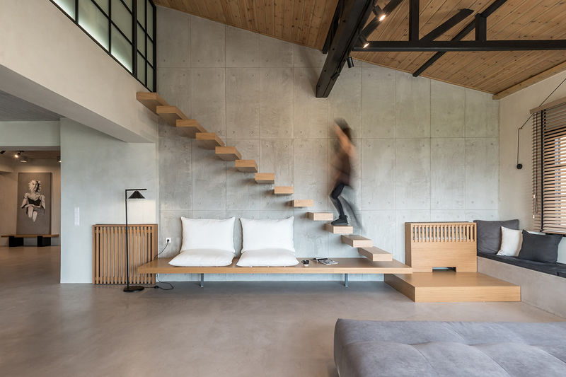 Industrial-Style Contemporary Homes : Industrial-style .