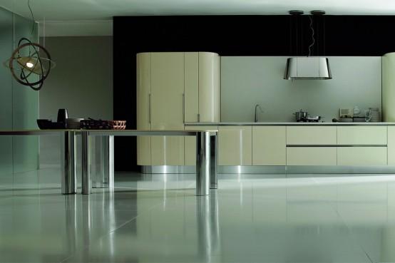 Contemporary Kitchen Furniture By Aran Cucine - DigsDi