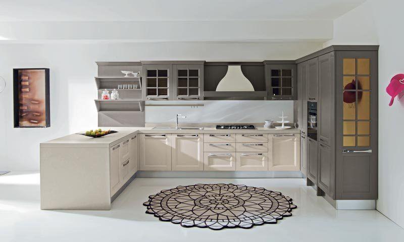 Italian Kitchen Cabinets Enchanting Design Yelenia Contemporary .