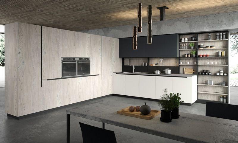 Lab13 by Aran Cucine   Armadietti cucina, Progetti di cucine .