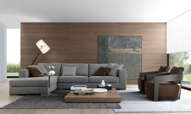 Jesse Chicago living space - Contemporary - Living Room - Chicago .