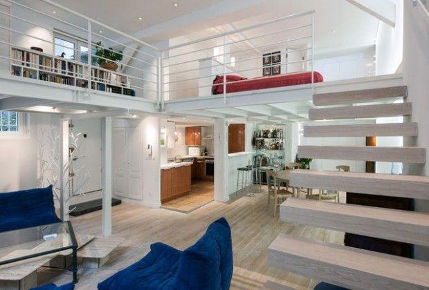21 Contemporary Loft Apartment Design Ideas - Style Motivation .
