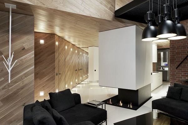 Bold ideas find home in contemporary loft apartment – Adorable Ho