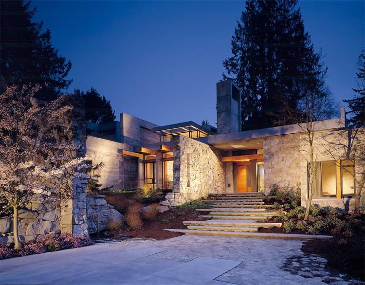 interior design dreams: Northwest Contemporary Home Residen