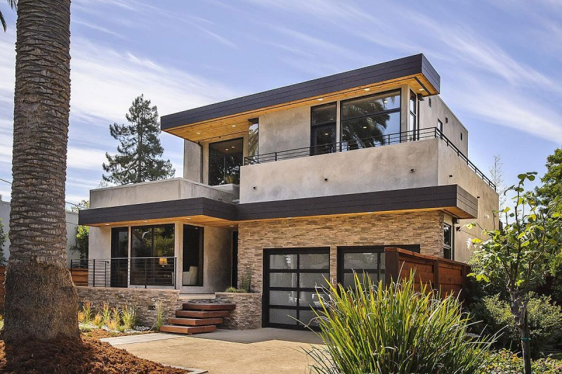 Burlingame Residence by Toby Long Design and Cipriani Studios Desi