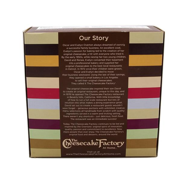 The CHeesecake Factory Grand Cheesecake Selection | Hy-Vee Aisles .
