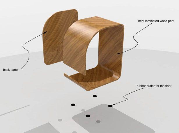 Modular Furniture Design by Krisztián Griz | Modular furniture .