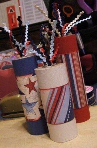 47 Cool 4th July Centerpieces In National Colors (With images .