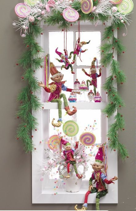 27 Cool And Fun Christmas Décor Ideas For Kids' Rooms   Christmas .